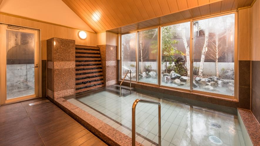 大浴場(白樺の湯)