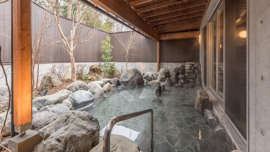 露天風呂(紅葉の湯)