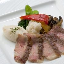 フレンチ会席(お肉料理イメージ)