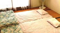 和室3人部屋