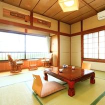 和室8畳★客室の一例 畳の部屋でのんびりとくつろぎのひとときを