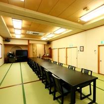宴会場★館内施設の一例