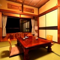 *和室6畳 全室オーシャンビュー!客室はすべて2Fにあり日当たり良好!