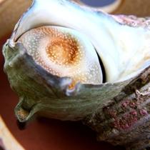 さざえの壺焼き★料理の一例