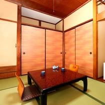 客室の一例★景観があまりよくない訳あり和室