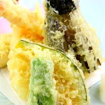 天ぷら★料理の一例