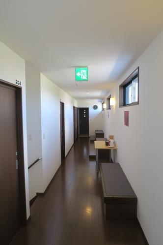 別館 廊下