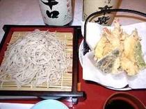 手打ち蕎麦・江戸前天ぷら