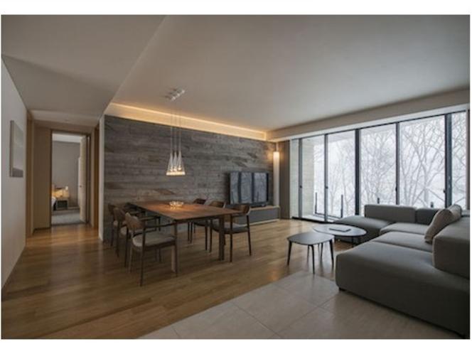 アパートメント・リビングルーム(K202/302)