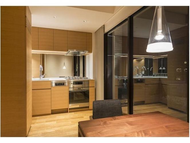 アパートメント・キッチン(K202/302)
