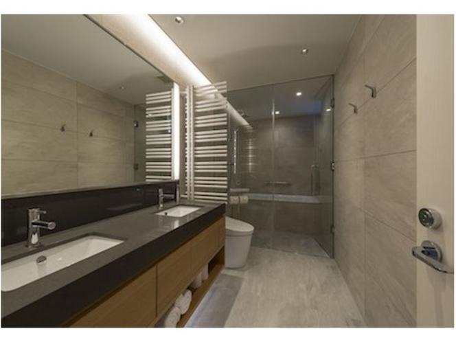 ペントハウス・バスルーム(K401)