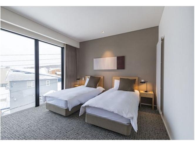 アパートメント・ベッドルーム(K202/302)