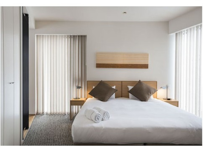 アパートメント・ベッドルーム(K201/301)