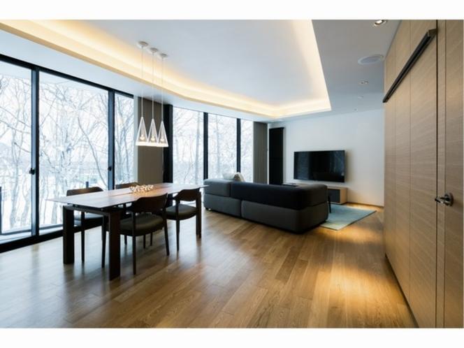 アパートメント・リビングルーム(K201/301)