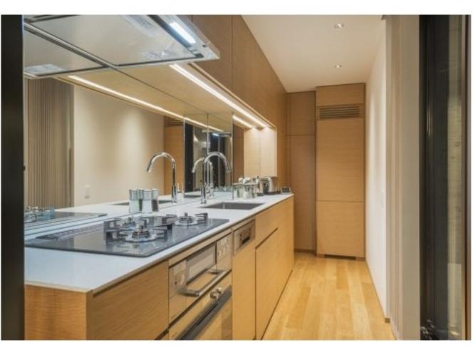 アパートメント・キッチン(K201/301)