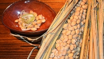 自家製 藁苞納豆(わらづとなっとう) 100%無農薬の「稲藁と大豆」だけで作りました。朝無料定況