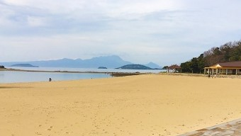 パールサンビーチ(樋合海水浴場)