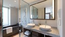 デラックス温泉スイート ヒラフマウンテンビュー バスルーム