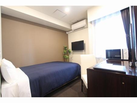 シングルルーム★喫煙★ベッド幅120×200cm