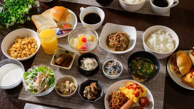 【自由に選べる小鉢の朝ごはん付】楽天限定☆ポイント10倍プラン◇◇