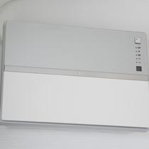 空気清浄機【全客室に設置】