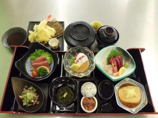 三陸の味を楽しむ夕食プラン<朝食付>《新「南三陸コース」朝食付》