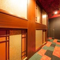 ◆ファミリーキャビンルーム◆シングルベッド(90cm幅)×4or6 4名用or6名用