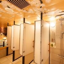 ★大浴場 シャワーブース