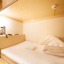 ◆コンフォートキャビンルーム◆シングルベッド(90cm幅)×2or4 2名用or4名用