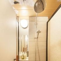 大浴場 (女性)シャワーブース
