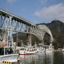 ■境水道大橋