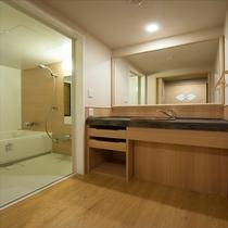 ■モデレートツイン バスルーム