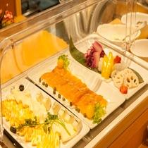 ◆朝食 冷静料理2(感染症対策の為小鉢にて提供)
