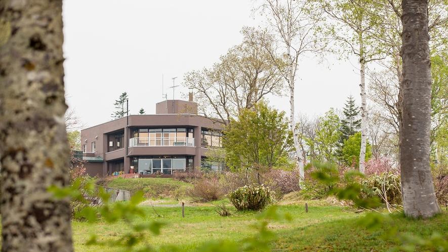 *【外観】道立自然公園に指定されている朱鞠内湖は、今なお手つかずの自然が数多く残ります。