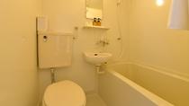 *【部屋/ユニットバス】全室にユニットバス・トイレ付きとなっております。