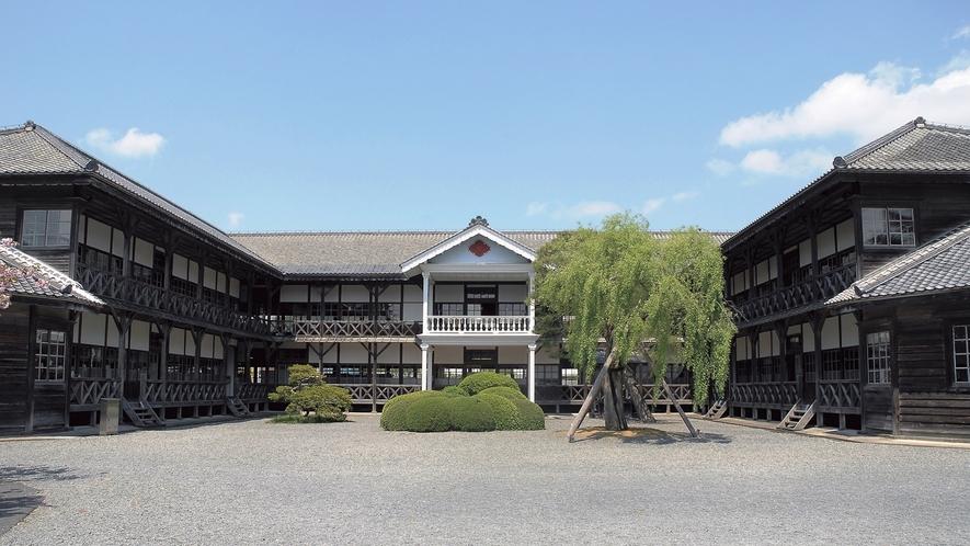 *【周辺観光】登米町教育資料館