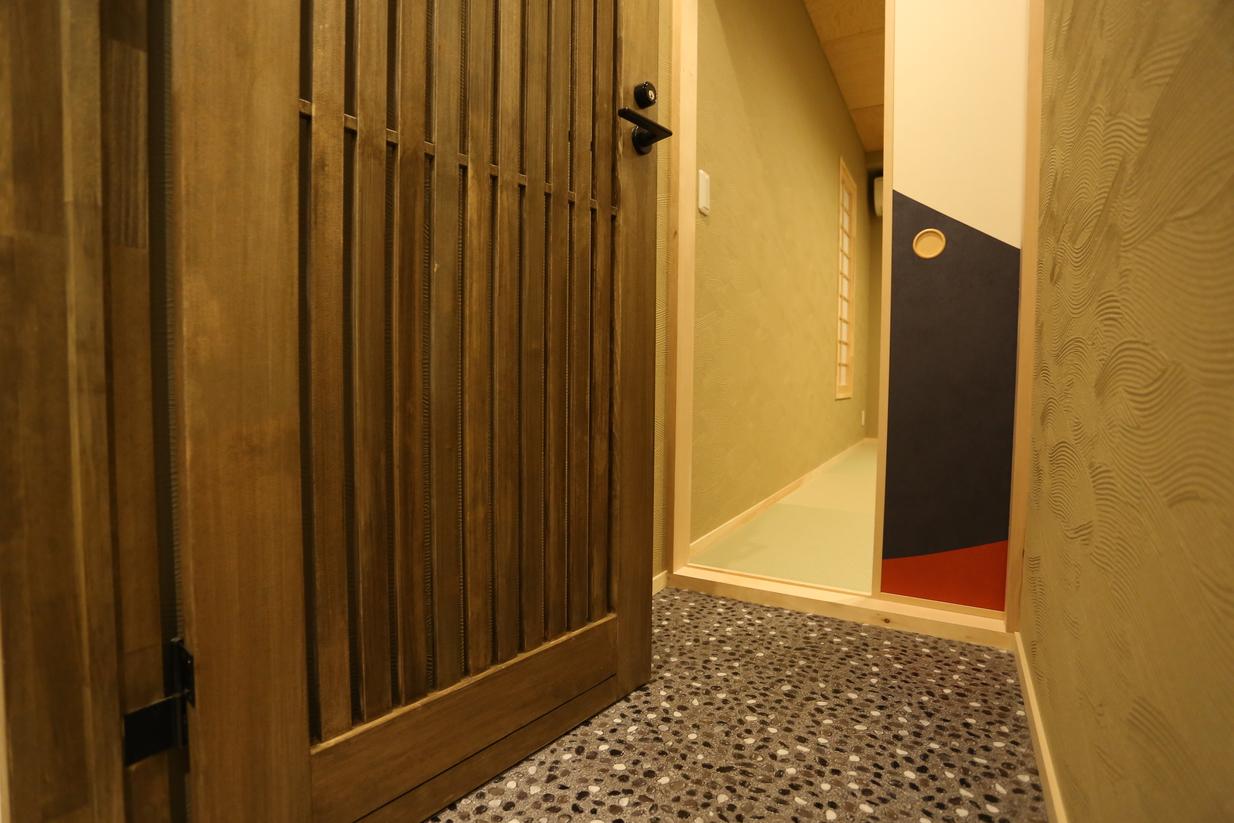 和室入り口/Japanese style room