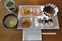 朝食(ビュッフェ)