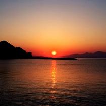 【周辺】こんなに綺麗な朝日が見えます!