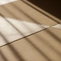 【和洋室】和室は琉球畳仕様です♪