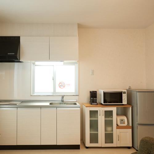 客室簡易キッチン