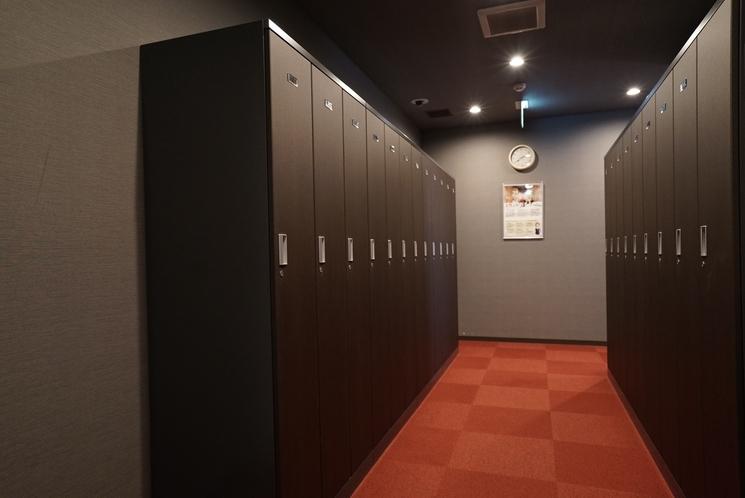 ユニットエリアロッカールーム
