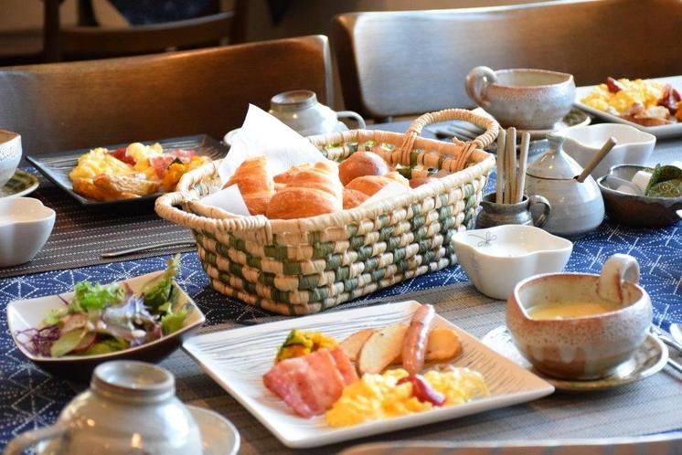 朝食(洋風スタイル)
