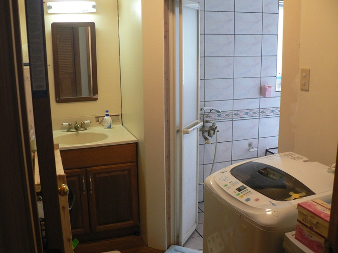 1階洗濯機