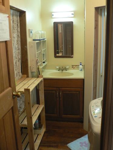 1階洗面台