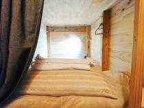 ベッド内の設備