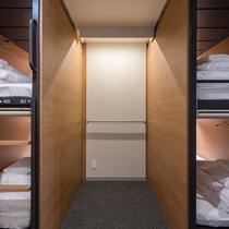 【ドミトリールーム】2段ベッド