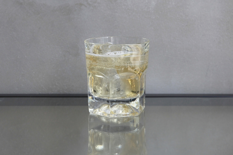 sencha gin - 煎茶ジントニック