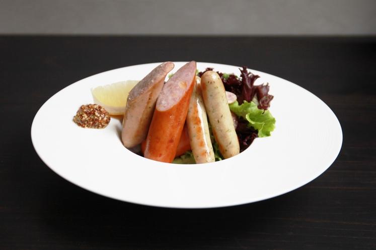 assorted sausage - ソーセージの盛り合わせ