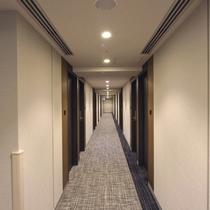 客室フロア・ホール(2F~13F)